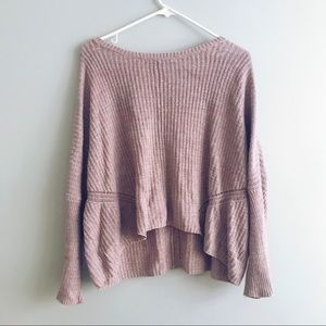 Anthropologie Moth Slouchy Sweater